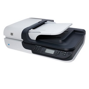 HP Scanjet N6350 Sheetfed Scanner - USB, Network