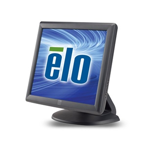 "Elo 1715L Touchscreen LCD Monitor - 17"" - Surface Acoustic Wave - 1280 x 1024 - 5:4 - Dark Gray"