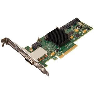 IBM 46M0907 4-port SAS Controller - Serial Attached SCSI (SAS) - PCI Express 2.0 x8 - Plug-in Card