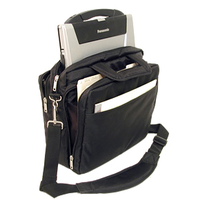 Panasonic Toughmate TBCCOMUJR-P Carrying Case for Notebook - Ballistic Nylon