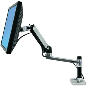 "Ergotron Mounting Arm 24"" Screen Support - 20 lb Load Capacity -  45-241-026"