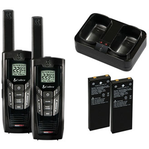 Cobra MicroTalk CXR925 Two Way Radio - 184800 ft