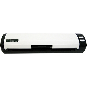 Visioneer Strobe 400 Sheetfed Scanner - 24-bit Color - 8-bit Grayscale - USB