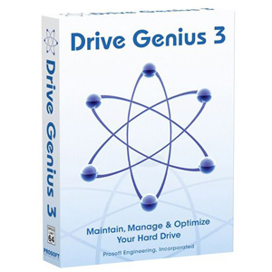 Prosoft Drive Genius v.3.0 - Utility - Mac