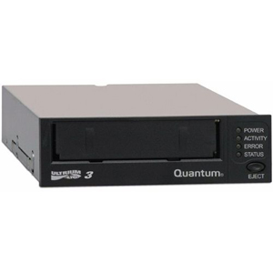 Quantum TC-L32BX-EY-B LTO Ultrium 3 Tape Drive - 400 GB (Native)/800 GB (Compressed) - SCSI - 1/2H Height