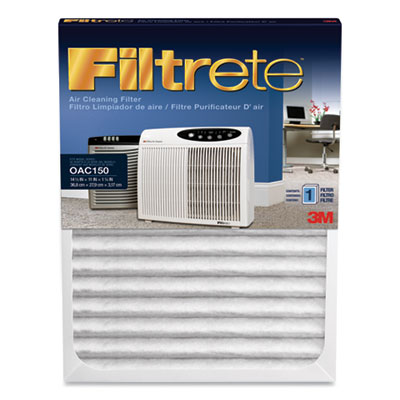 3M Replacement Air Filter - White