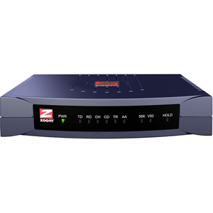 Image of Zoom 3049 Data/Fax Modem - 56 kbit/s - 14.4 kbit/s Fax Transmission Data Rate