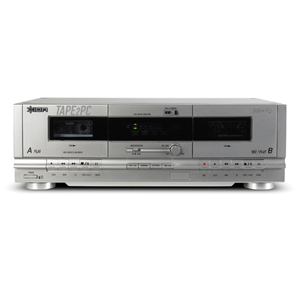 Ion Audio TAPE 2 PC Cassette Tape Archiver - 2 x Cassette