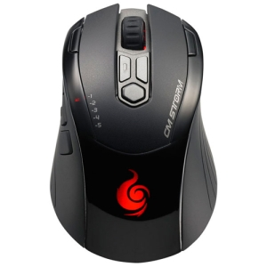 Cooler Master Inferno Gaming Mouse - Laser - Cable - Black, Gray - USB - 4000 dpi - Scroll Wheel - 11 Button(s)