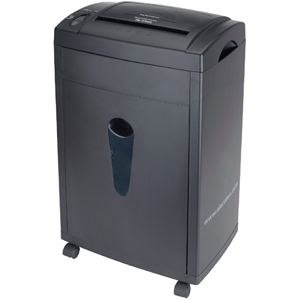 Aleratec DS18 CD/DVD Shredder Plus - Cross Cut - 18 Per Pass - 6.30 gal Waste Capacity