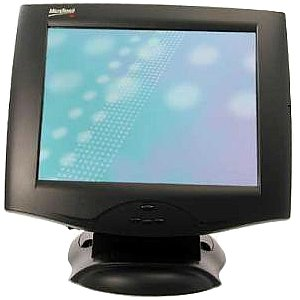 "3M MicroTouch M150 Touch Screen Monitor - 15"" - Capacitive - Black"