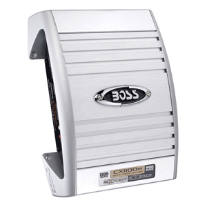 Boss CHAOS EXXTREME CX1100M Car Amplifier - 1 Channel(s) - 1100W - Class AB - 105dB SNR