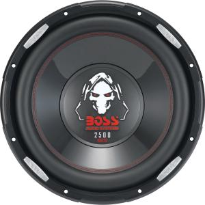 Boss PHANTOM P156DVC Woofer - 1500 W RMS - 4 Ohm