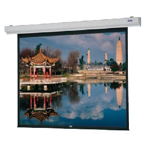 "Da-Lite 92670 92"" Designer Contour Electric Projection Screen"