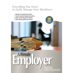 Administaff Ultimate Employer v. 2.0 HR Management - Complete Product - Standard - 1 User - Retail - PC - English