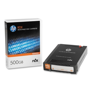 HP RDX 500GB Removable Disk Cartridge (Q2042A)