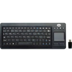 Gear Head KB3800TPW Wireless Desktop Keyboard - Wireless - RF - USB - 84 Key