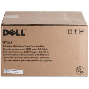 Dell NY313 Toner Cartridge - Black - Laser - 20000 Page - 1 Pack