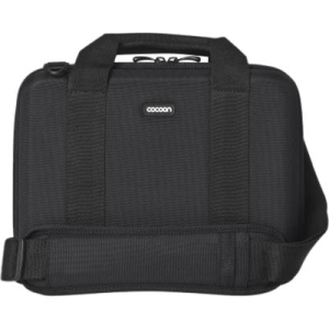 "Cocoon Murray Hill CNS340 Carrying Case for 10.2"" Netbook, Notebook - Black - Shock Absorbing, Water Resistant - Ethylene Vinyl Acetate (EVA)"