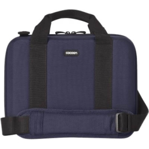 "Cocoon Murray Hill CNS340 Carrying Case for 10.2"" Netbook, Notebook - Midnight Blue - Shock Absorbing, Water Resistant - Ethylene Vinyl Acetate (EVA)"