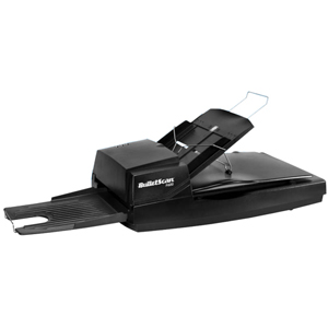 BulletScan F600 Flatbed Scanner - 48-bit Color - 16-bit Grayscale - USB