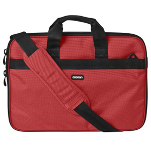 "Cocoon CLB409RD Carrying Case for 15.6"" Notebook - Racing Red - Ballistic Nylon"