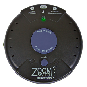 Click here for ZoomSwitch ZMS20-UC Headset Adapter for Phone and... prices