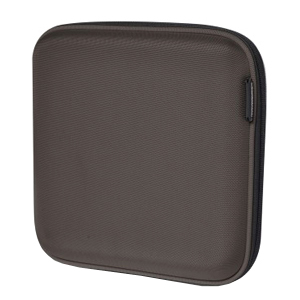 Cocoon CPS300GY Carrying Case for Portable Gaming Console - Gunmetal Gray - Ethylene Vinyl Acetate (EVA), Twill