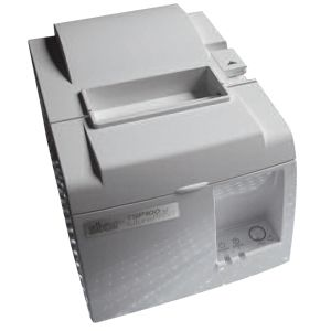 Star Micronics TSP100 TSP113U Receipt Printer - Monochrome - Direct Thermal - 125 mm/s Mono - 203 dpi - USB