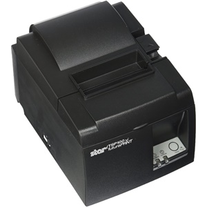 Star Micronics TSP100 TSP143U Receipt Printer - Monochrome - Direct Thermal - 125 mm/s Mono - 203 dpi - USB