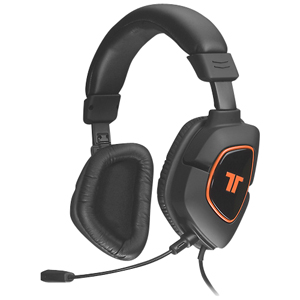 Tritton AX 180 Universal Gaming Headset - Stereo - Mini-phone - Wired - 25 Hz - 22 kHz - Over-the-head - Binaural - Ear-cup - 12.50 ft Cable