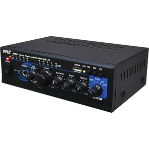 Pyle PTAU45 Amplifier - 120 W RMS - USB