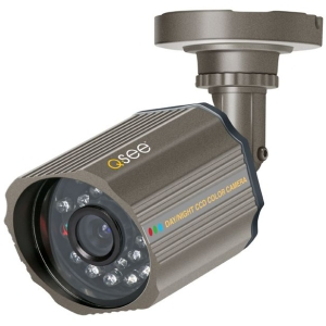Q-see QSDS3612D Surveillance/Network Camera - Color - CCD - Cable