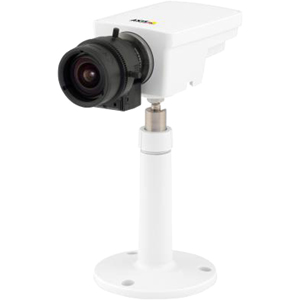Axis Surveillance/Network Camera - Color - 2.8x Optical - Cable