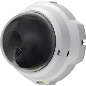 Axis Surveillance/Network Camera - Color - 3.6x Optical - CMOS - Cable