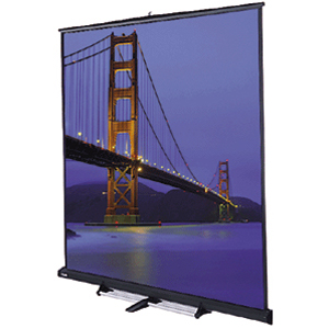 Da-Lite Model C Portable Projection Screen - Portable