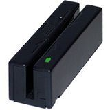 MagTek Mini Swipe Magnetic Strip Reader - Triple Track - 60 in/s