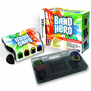 Band Hero Bundle (Nintendo DS)