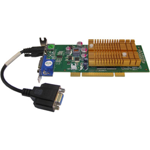 Jaton VIDEO-348PCI-LX GeForce 6200 Graphic Card - 256 MB DDR2 SDRAM - PCI - 2048 x 1536 - VGA