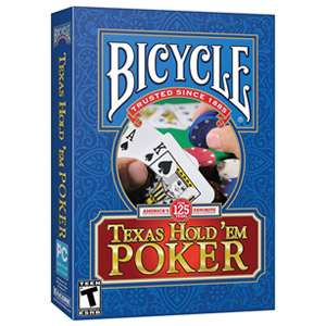 Bicycle Texas Hold' Em - 125th Anniversary Edition