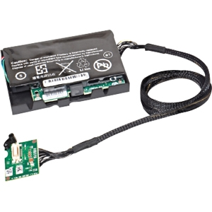 Intel AXXRSBBU7 RAID Controller Battery - Proprietary - Lithium Ion (Li-Ion) - 1350mAh - 3.7V DC