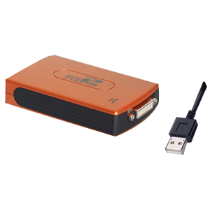 Tritton SEE2 XTREME USB 2.0 DVI External Video Adapter - DVI-I