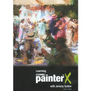 Learning Corel Painter X with Jeremy Sutton