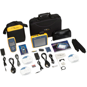 Fluke Networks ES2-PRO-SX/I-ACK Network Accessory Kit