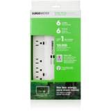 Belkin SurgePro 6-Outlets Surge Suppressor - 6 - 1080 J