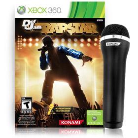 Def Jam Rapstar Bundle (Xbox 360)