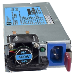 HP 593188-B21 Platinum AC Power Supply - 94% - Internal
