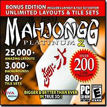 Mahjongg Platinum 2