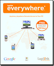 Laplink Everywhere 4
