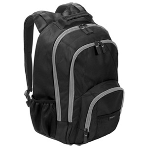 Targus Groove BTS Backpack Case (Black with Grey Accents)